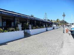 marina - 10 minute walk