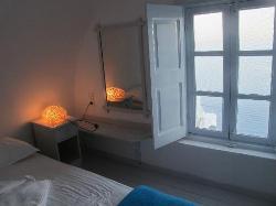 Inside bedroom in Standard Studios