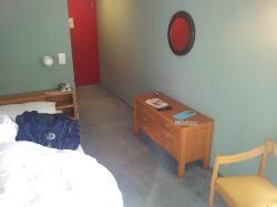 Eingangsbereich im Zimmer
