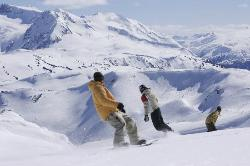 Whistler Blackcomb Ski Resort, Whistler, British Columbia, Canada (43378021)