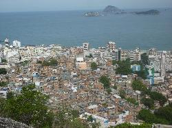 Isabell Erdmann - Favela Cantagalo Tour