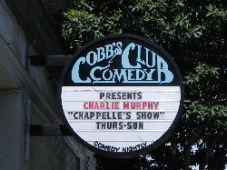 ‪Cobb's Comedy Club‬