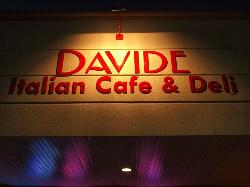 Davide Italian Cafe & Deli