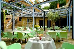 Hestercombe Gardens Stables Café