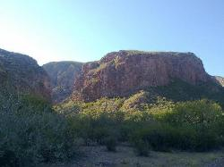 Nacapule Canyon