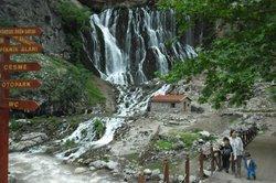 Kapuzbasi Waterfalls