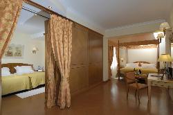 Baldacchino Suite