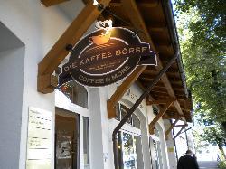 Kaffee-Boerse