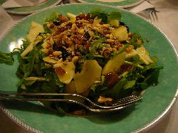 Salad named after the place: Meltemi