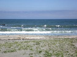 日在浦海岸
