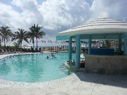 4th of July at pool