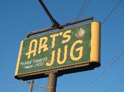 Art's Jug