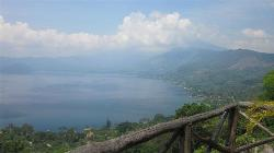 Lake Coatepeque (View from Outlook)