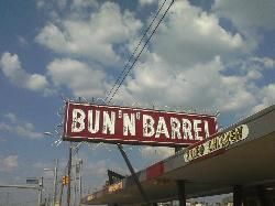 Bun 'N' Barrel
