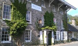 Hafod Hotel (as you exit the Falls)