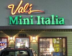 Val's Mini Italia