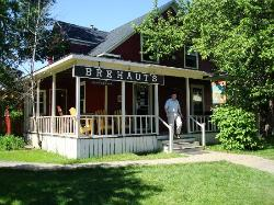 Brehaut's Take out restaurant