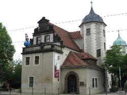 Museum fur Sachsische Volkskunst mit Puppentheatersammlung