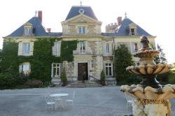 Le Chateau De Faverges De La Tour