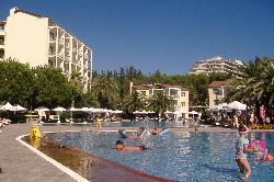 Un des endroits de la piscine