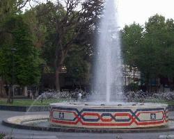 Plaza República de Chile