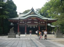 Hisaizu Shrine