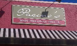 Pacino's Mediterranean Grille