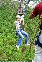Cafe Las Flores Canopy Adventure