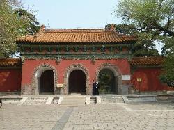 沈阳东陵公园