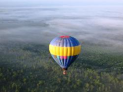 A Hot Air Balloon Ride