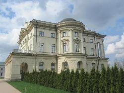 Kirill Razumovsky Palace