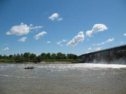 St Andrew's Lock and Dam