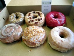Glazed Gourmet Doughnuts