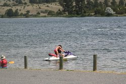 Hauser Lake