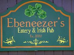 Ebeneezers Eatery Irish Bar