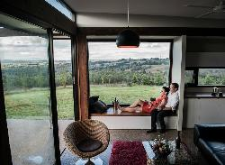 Cider Suites - enjoy the magical views across the Towac Valley