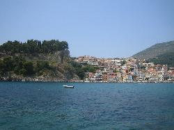 Venetian Castle of Parga