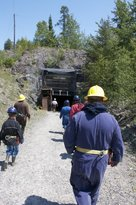 Timmins Underground Gold Mine Tour