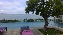 Wonderful view from the pool