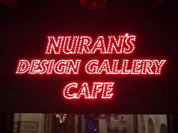 Nuran's Design Gallery Cafe
