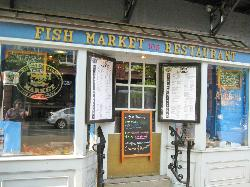 ‪Fish Market Restaurant‬