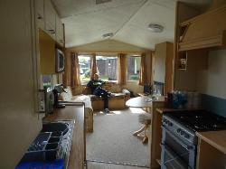 our gold caravan