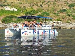 Buena Vida Catamarano - Diving Center
