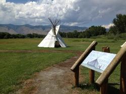 Sacagawea Interpretive, Cultural and Education Center