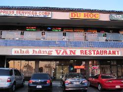 Van Restaurant