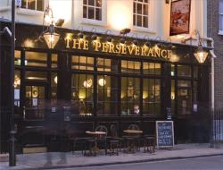 The Perseverance - Marylebone