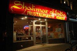 Shalimar of India Restaurant