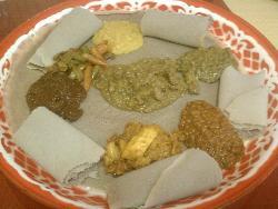 Addisu Ethiopian Restaurant