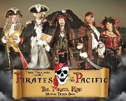 Pirates of the Pacific Dinner Show