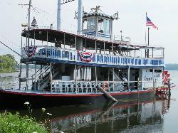 Chautauqua Belle Steamboat